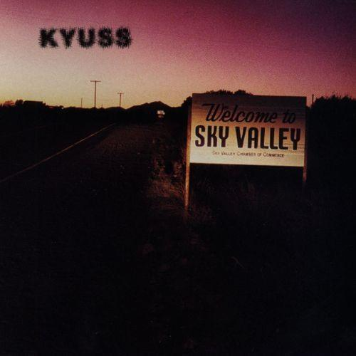 Kyuss - Sky Valley - CD - New