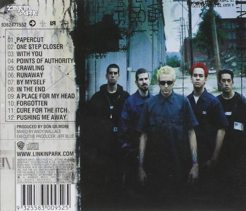 Linkin Park - Hybrid Theory (Aust.) - CD - New