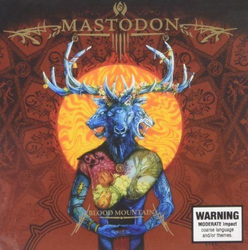 Mastodon - Blood Mountain - CD - New