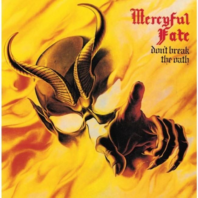 Mercyful Fate - Dont Break The Oath (2020 reissue) - CD - New