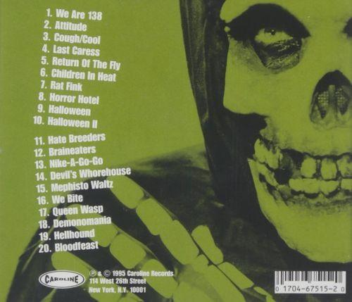 Misfits - Collection II - CD - New