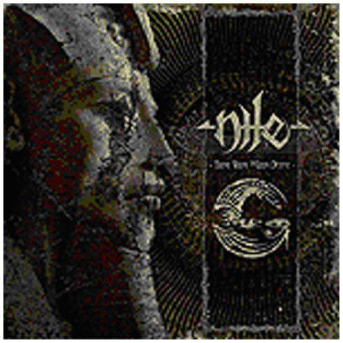 Nile - Those Whom The Gods Detest - CD - New