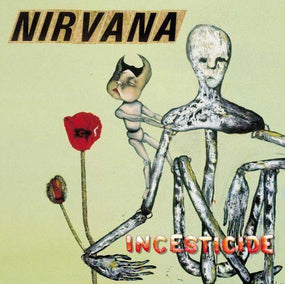 Nirvana - Incesticide - CD - New