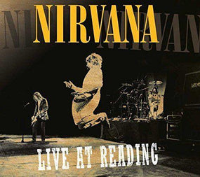 Nirvana - Live At Reading - CD - New