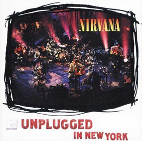 Nirvana - MTV Unplugged In New York - CD - New