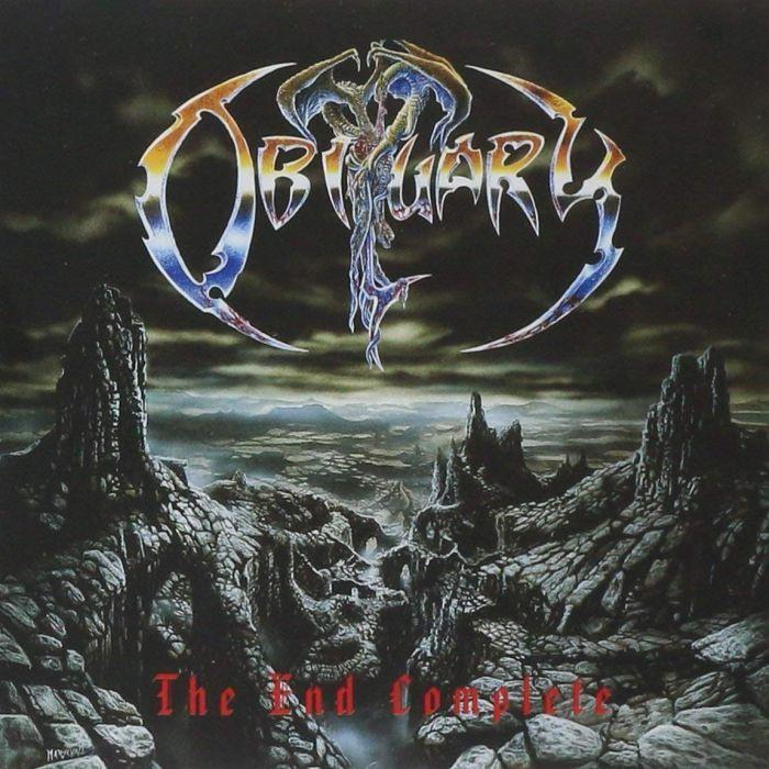 Obituary - End Complete, The - CD - New