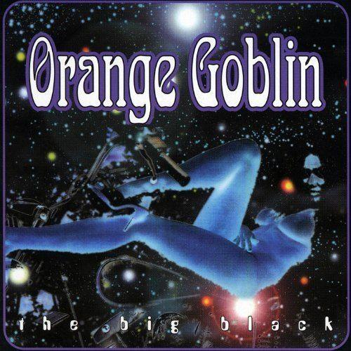 Orange Goblin - Big Black, The - CD - New