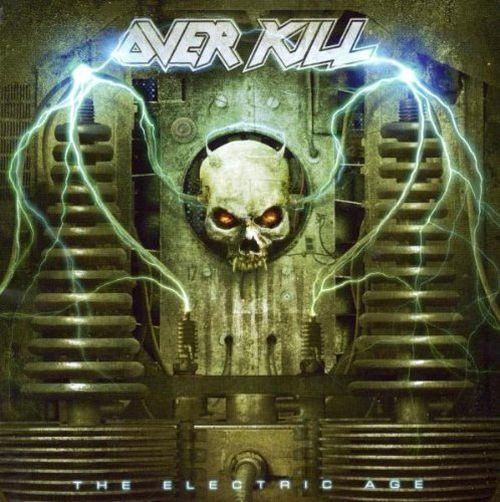 Overkill - Electric Age, The - CD - New
