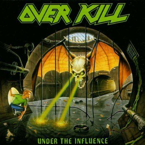 Overkill - Under The Influence - CD - New