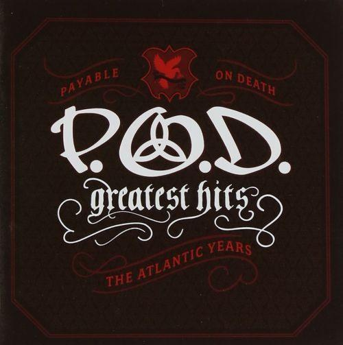 P.O.D. - Greatest Hits - The Atlantic Years - CD - New