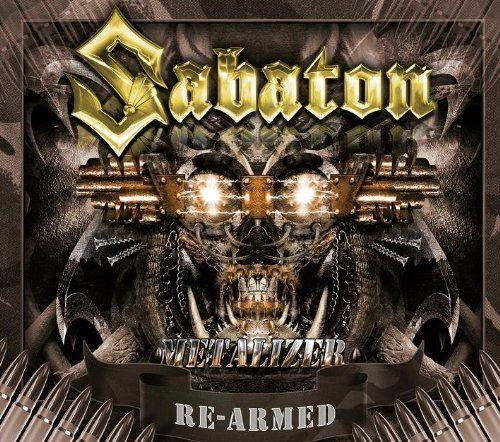 Sabaton - Metalizer (Re-Armed 2CD) - CD - New