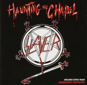Slayer - Haunting The Chapel (EP) - CD - New