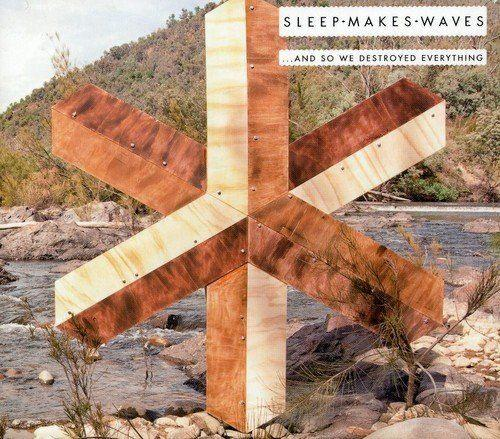 Sleepmakeswaves - And So We Destroyed Everything - CD - New