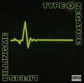 Type O Negative - Life Is Killing Me - CD - New