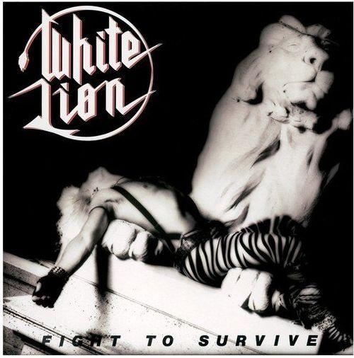 White Lion - Fight To Survive (Rock Candy rem.) - CD - New