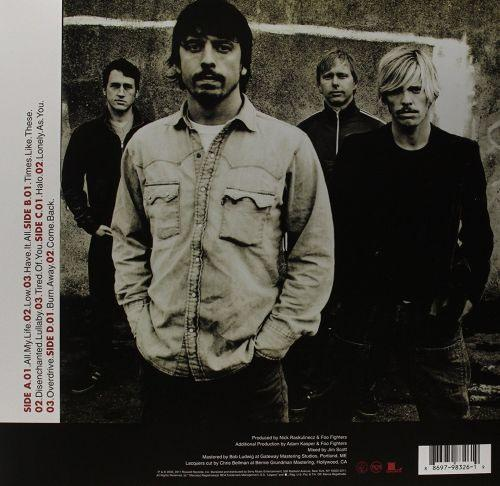 Foo Fighters - One By One (2LP w. download) - Vinyl - New
