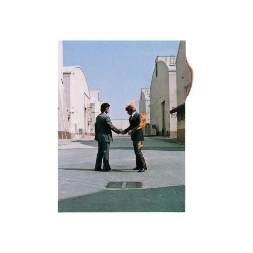 Pink Floyd - Wish You Were Here (180g 2016 reissue - remastered) - Vinyl - New