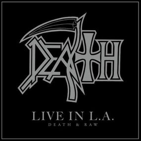 Death - Live In L.A. - Death And Raw (2LP 2019 gatefold reissue) - Vinyl - New