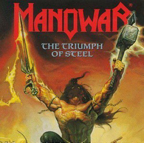 Manowar - Triumph Of Steel, The - CD - New