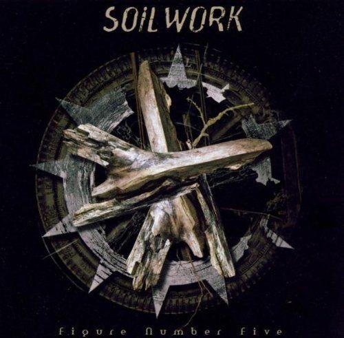 Soilwork - Figure Number Five - CD - New