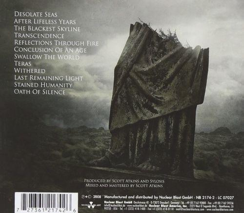 Sylosis - Conclusion Of An Age - CD - New
