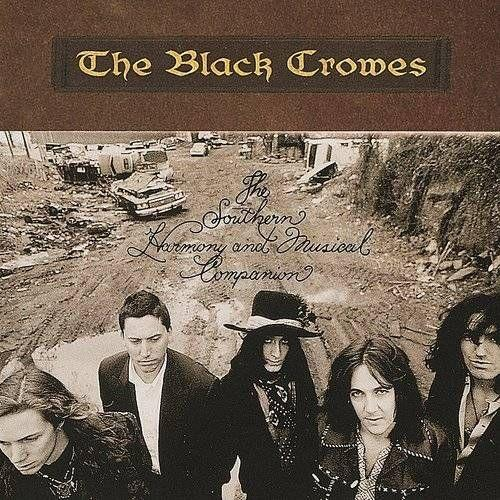 Black Crowes - Southern Harmony And Musical Companion, The (Euro.) - CD - New