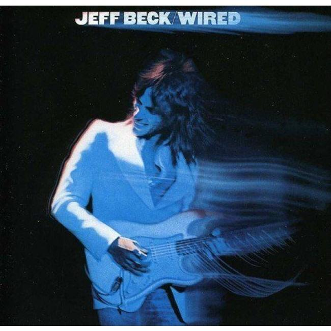 Beck, Jeff - Wired - CD - New