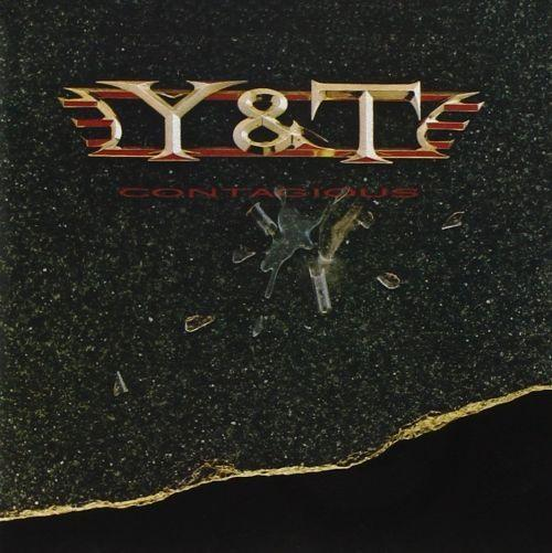 Y And T - Contagious - CD - New