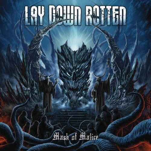 Lay Down Rotten - Mask Of Malice - CD - New