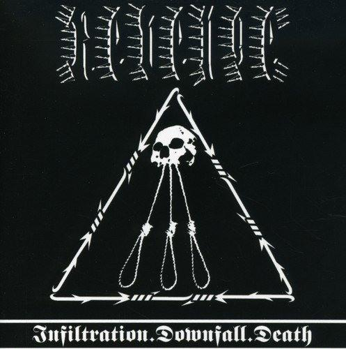 Revenge - Infiltration.Downfall.Death - CD - New