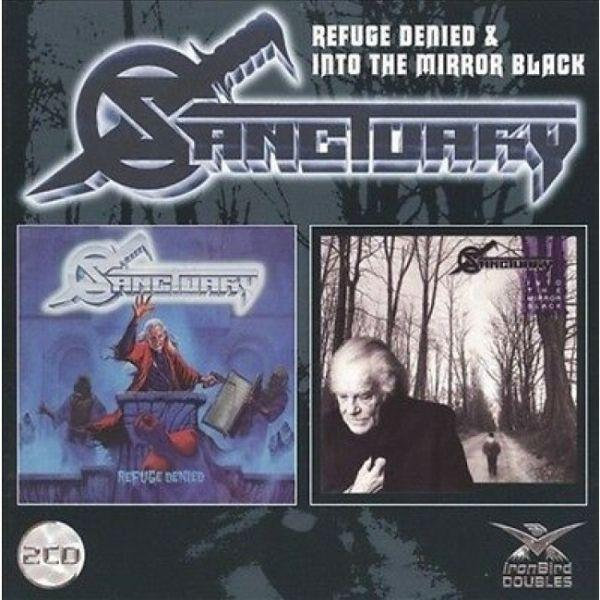 Sanctuary - Refuge Denied/Into The Mirror Black (2CD) - CD - New