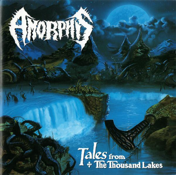 Amorphis - Tales From The Thousand Lakes/Black Winter Day - CD - New