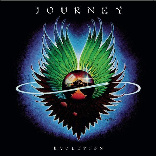 Journey - Evolution - CD - New