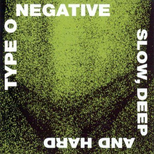 Type O Negative - Slow, Deep And Hard - CD - New
