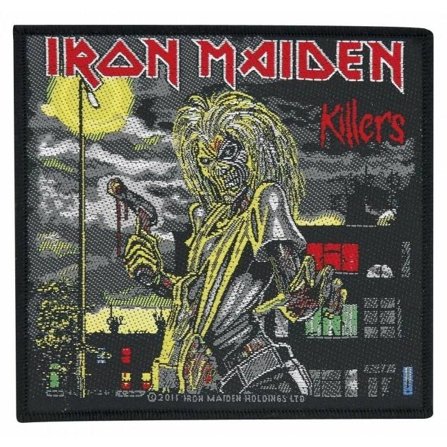 Iron Maiden - Killers Sew-On Patch