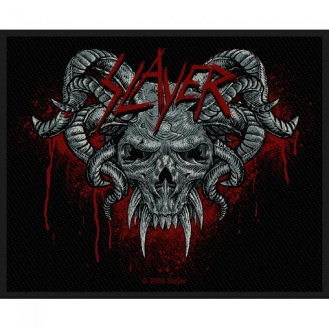 Slayer - Demonic Sew-On Patch