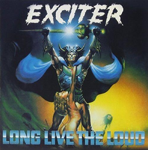 Exciter - Long Live The Loud - CD - New