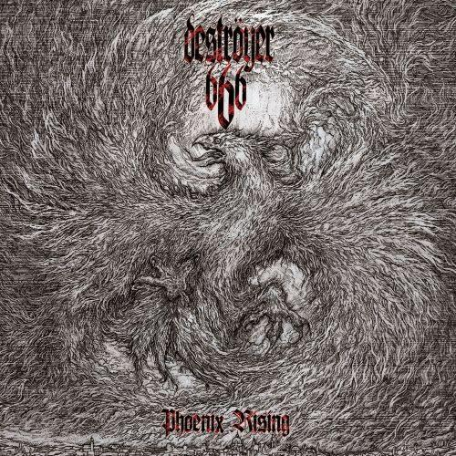 Destroyer 666 - Phoenix Rising (remaster) - CD - New