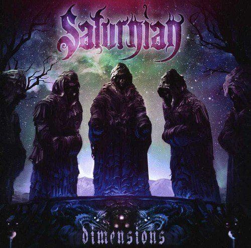 Saturnian - Dimensions - CD - New