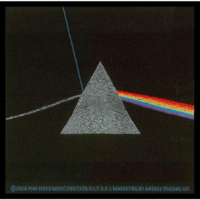 Pink Floyd - Dark Side Of The Moon Sew-On Patch
