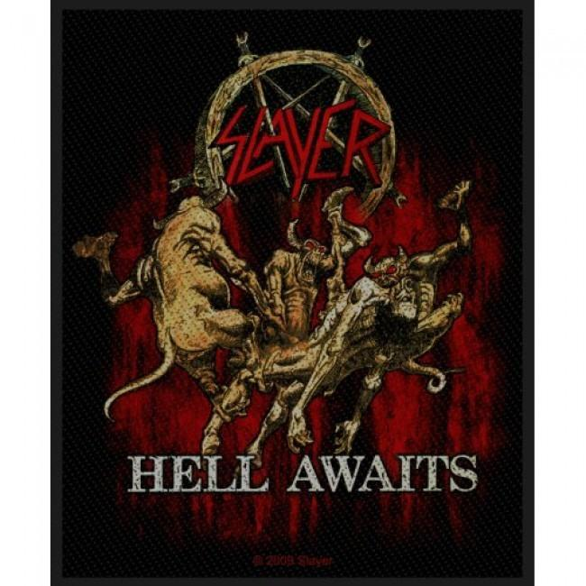 Slayer - Hell Awaits Sew-On Patch