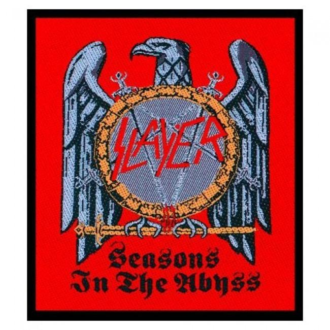 Slayer - Seasons In The Abyss Sew-On Patch