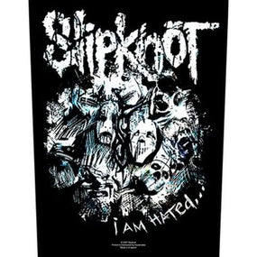 Slipknot - I Am Hated - Sew-On Back Patch
