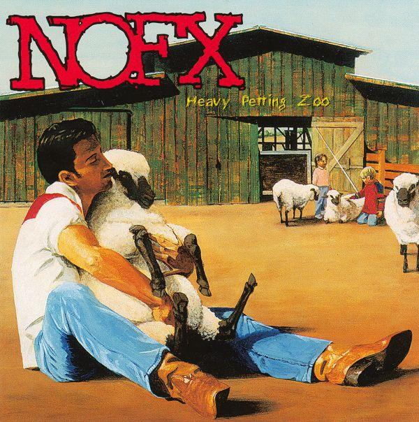 NOFX - Eating Lamb (Heavy Petting Zoo) - Vinyl - New