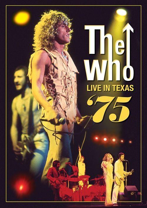 Who - Live In Texas 75 (R0) - DVD - Music