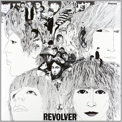 Beatles - Revolver (180g Remastered) - Vinyl - New
