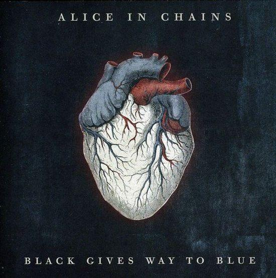 Alice In Chains - Black Gives Way To Blue (Euro.) - CD - New