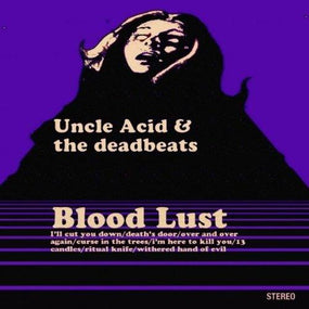 Uncle Acid And The Deadbeats - Blood Lust (Gold vinyl) - Vinyl - New