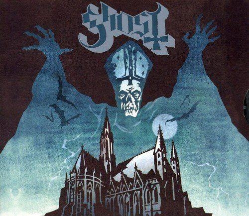 Ghost - Opus Eponymous - CD - New