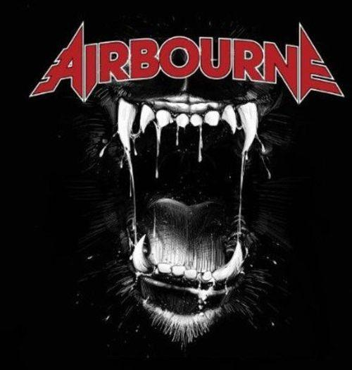 Airbourne - Black Dog Barking (U.S.) - CD - New